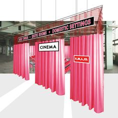 ADULT ARCHITECTURE CINEMA #designjunction edition