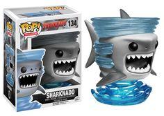 Funko lança sua versão do Sharknado! | Nerdivinas