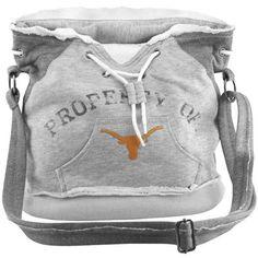 DIY Hoodie Duffel Bag ~ Hook 'Em!