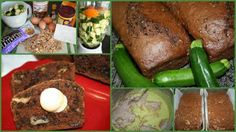 Chocolate Zucchini Bread (made in the blender) I also make them into muffins and they are to die for! YUMMY!!!!