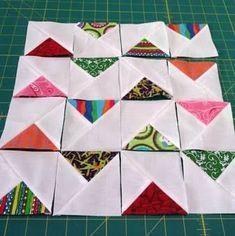 Image result for modern raffle quilt patterns