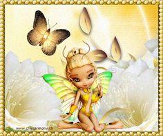 Tag d'été animé 2 - Créations Armony Fairy Music, Tinkerbell, Fairies, Disney Characters, Fictional Characters, Creations, Cartoon, Disney Princess, Night