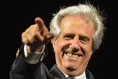 Uruguay'da seçimi Vazquez kazandı