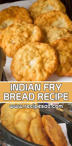 Indian Fry Bread Recipe – How to make the Indian frybread Receta Indian Fry Bread – Cómo hacer el Indian Frybread frito de molde india – Indian Fry Bread Recipe Easy, Native American Fry Bread Recipe, Indian Frybread Recipe, Fry Bread Recipe With Yeast, Native Fry Bread Recipe, Cherokee Fry Bread Recipe, Indian Taco Recipes, Mexican Food Recipes, Ciabatta