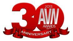 We won the AVN Award for Best Retail Chain (small)
