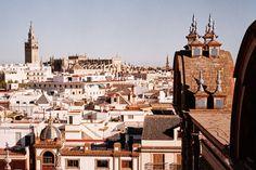 Seville: Classic vs modern Like and Repin. Thx Noelito Flow. http://www.instagram.com/noelitoflow