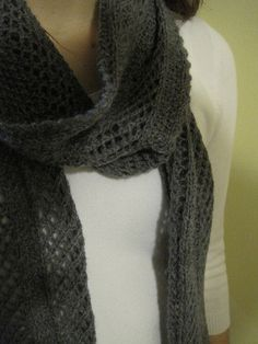 Ravelry: Foreign Correspondent's Scarf by Lexy Lu