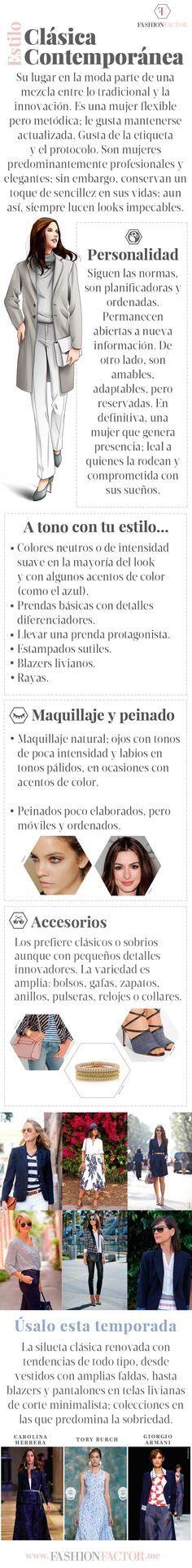 Mujer clásica , Estilo clásico , Mujer elegante , Maquillaje natural…