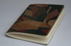 Nochmal ein Notizbuch mit einem Motiv aus einem Bild meines Vaters.