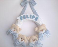 Guirlanda Urso Baby