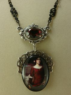 """Lady Clare"" necklace by Ophelia's Adornments"