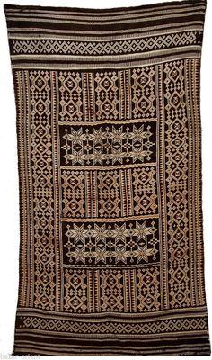 198x108 cm antik orient Nomaden beloch ziegenhaar kelim Afghan bauern kilim N393