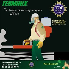 Pin Oleh Terminix Indonesia Pest Control Di Profil Pest