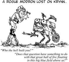 Rogue modron - Google Search