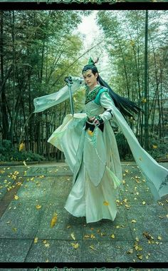 Chinese Man, Chinese Style, Traditional Fashion, Traditional Dresses, Kimono Animé, Asian Cosplay, L5r, Fantasy Costumes, Chinese Clothing