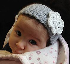 I have been looking for a baby earwarmer pattern for a LONG time!! I am soo happy to find this free pattern! ;0)