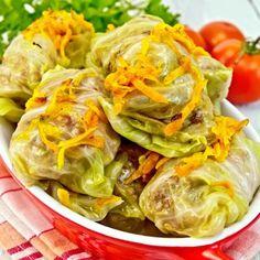 Beef Cabbage Rolls