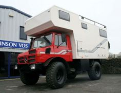 CAMPER/EXPEDITION UNIMOG FOR SALE! | Unimog® Shop