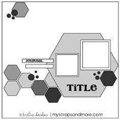 #7 hexagon