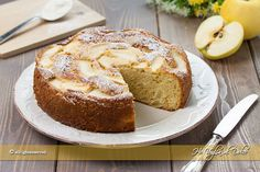 Torta+12+cucchiai+alle+mele