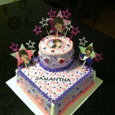 Justin Bieber Birthday cake,  Fancy-cakes by Carla