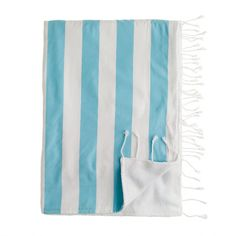 The perfect oversize super lux turkish cotton beach towel (summer on the mind, clearly!)