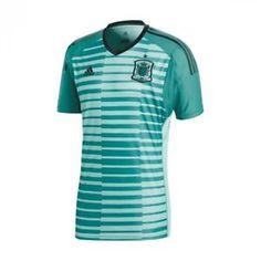 a camiseta adidas espana primera equipacion portero 2017 2018 aero Camiseta  Real Madrid 2017 6f340ff8bc29f