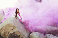 Rachel Roy Spring 2013 campaign starring Gabriella Lopez