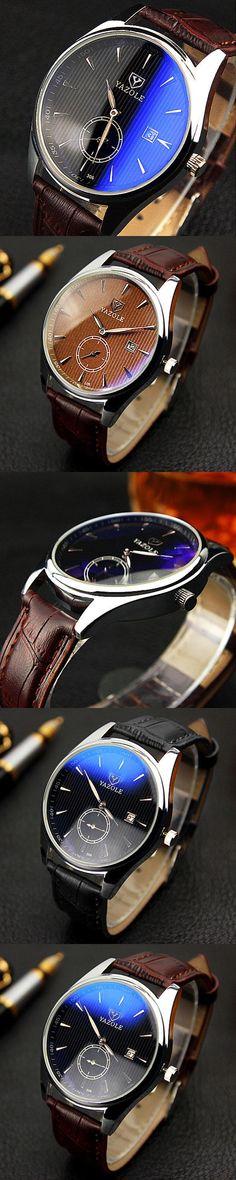 YAZOLE Wristwatch New Calendar Wrist Watch Men Top Brand Luxury Famous Male Clock Quartz Watch for Men Hodinky Relogio Masculino