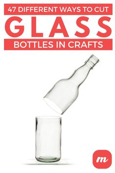 To find some of the best glass bottle cutting ideas all in one place, all you need to do is keep reading this article. See some of the best creations made from various bottle shapes and sizes, and how they can be displayed anywhere you desire. Glass Bottle Crafts, Glass Bottles, Bottle Chandelier, Mini Terrarium, Glass Cutter, Bottle Cutting, Bottle Top, Humming Bird Feeders, Diy Home Crafts