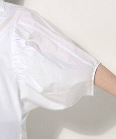sleeve inspiration for blouse or dress もっと見る