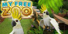 My Free Zoo: Gelbhauben-Kakadu ist neues Tier im Browsergame  Upjers führt den Gelbhauben-Kakadu als neues Tier in das kostenlose Browsergame My Free Zoo ein.  Die wunderschöne Papageien-Art war bereits zur Valentinstags-Aktion vergangenes Jahr im Spiel erhältlich und hat sich zu einem der beliebtesten Vögel gemausert. Nun könnt ihr wieder an dieses Tier ...