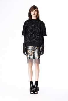 Vera Wang | Pre-Fall 2014 Collection | Style.com