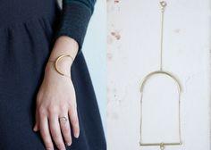 Lila Bracelet by Sayaka Davis.