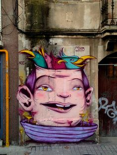 Feeling it! Check out the work of Pomb from Brasilia (http://globalstreetart.com/pomb).