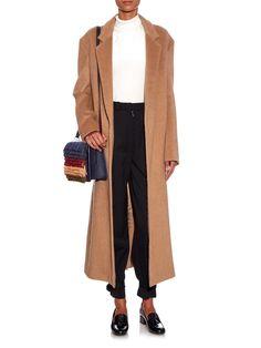 Notch-lapel tassel-tie coat | Hillier Bartley | MATCHESFASHION.COM UK
