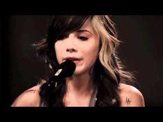 Christina Perri sings Tragedy (Live at Ocean Way Studios)