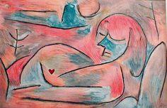 Paul Klee -- Dream Winter