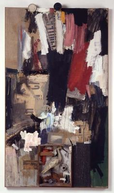 Robert Rauschenberg, Inlet on ArtStack Robert Rauschenberg, Tachisme, David Hockney, Cultura Pop, Pop Art Movement, Dada Movement, Franz Kline, Neo Dada, Edward Hopper