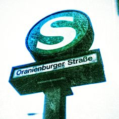 #Berlin #Oranienburger #SBahn