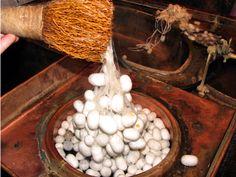 Cappadoce - Fabrique de tapis et onyx - Fils de soie