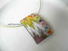 Image result for Eriko Page crackle polymer clay