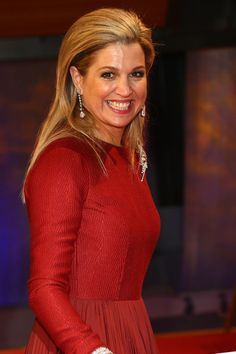 Queen Maxima of the Netherlands attends the German Media Award on March 21, 2014 in Baden-Baden, Germany.
