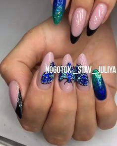 City Nails, Hello Kitty Wallpaper, Nail Bar, Mani Pedi, Red Nails, How To Do Nails, Nail Colors, Acrylic Nails, Nail Designs