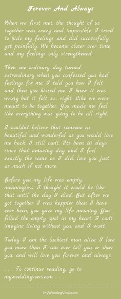 When we first met, the thought of us together was crazy and impossible. I tried to hide my feelings and did successfully yet painfully. We became closer over time and my feelings only strengthened. Then one ordinary day turned extrordinary when you...