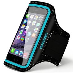 #cellphone #accessries Ubegood Sports Armband, iPhone 6s Armband for Running Jogging Case Cover with Adjustable Velcro Strap Key Pocket…
