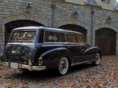 Binz station wagon Mercedes-Benz 300C Adenauer classic | Mercedes-Benz Club of America
