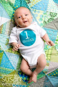 Baby Onesies by minnie