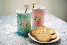 <3  tea for two