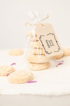 ground almond biscuits